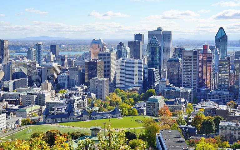 sejour linguistique montreal