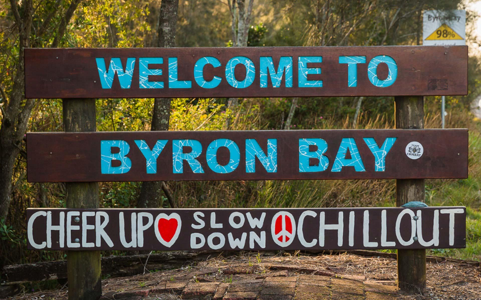 signe byron bay