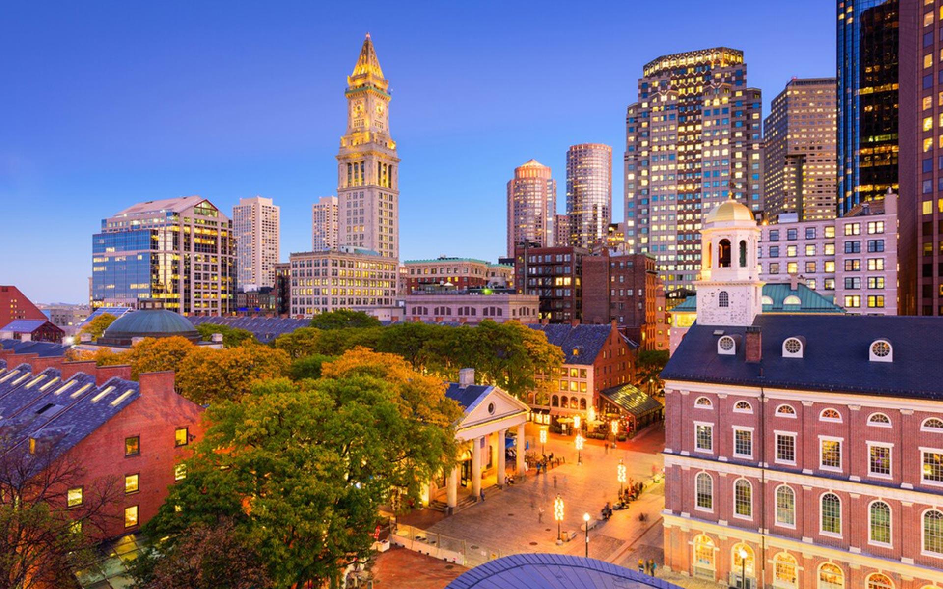 stage anglais boston