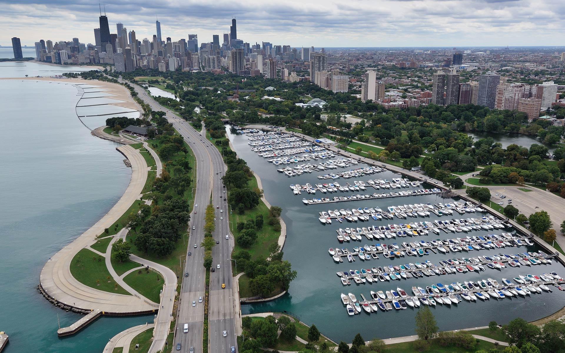 vivre à chicago