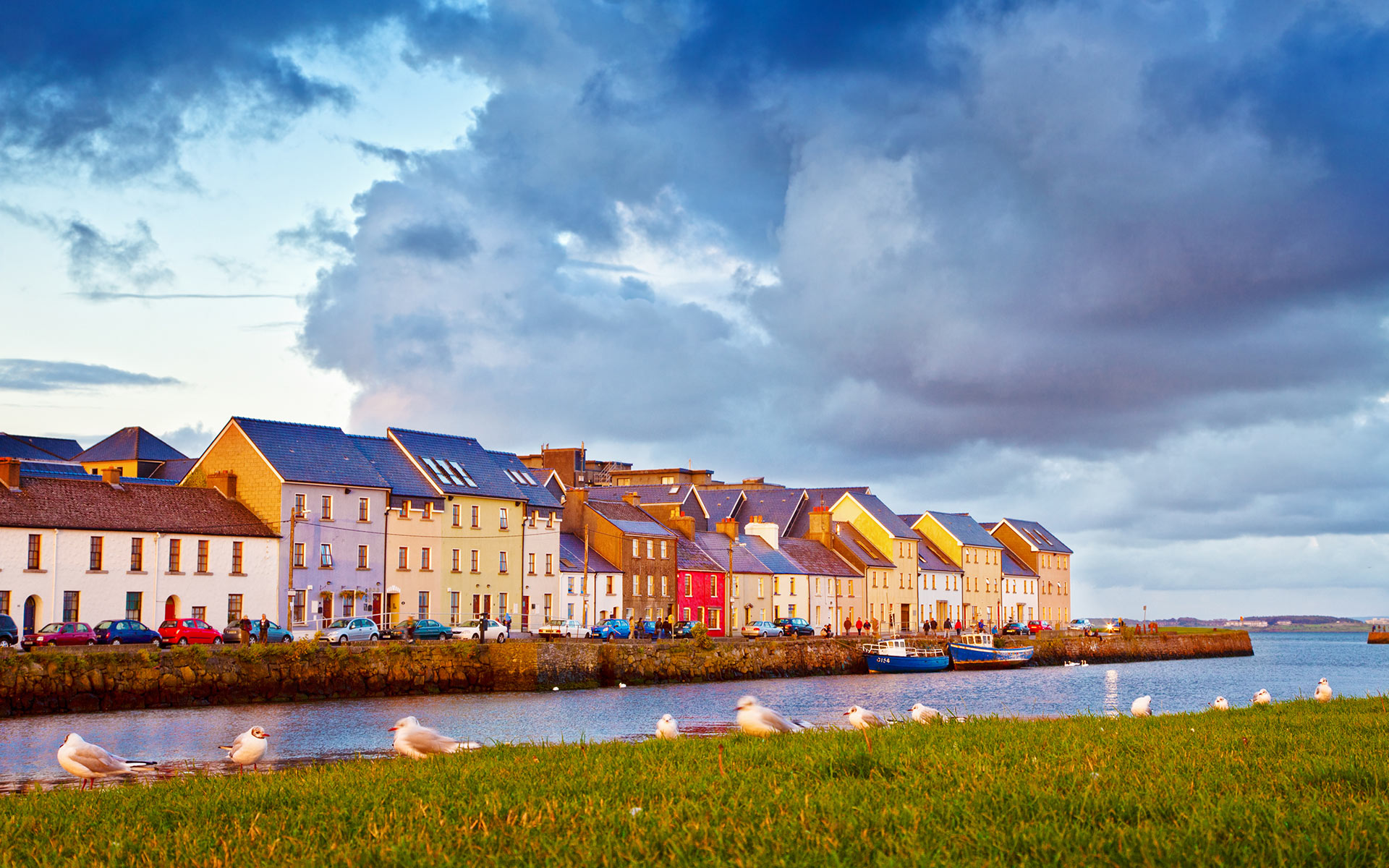 formation anglais galway