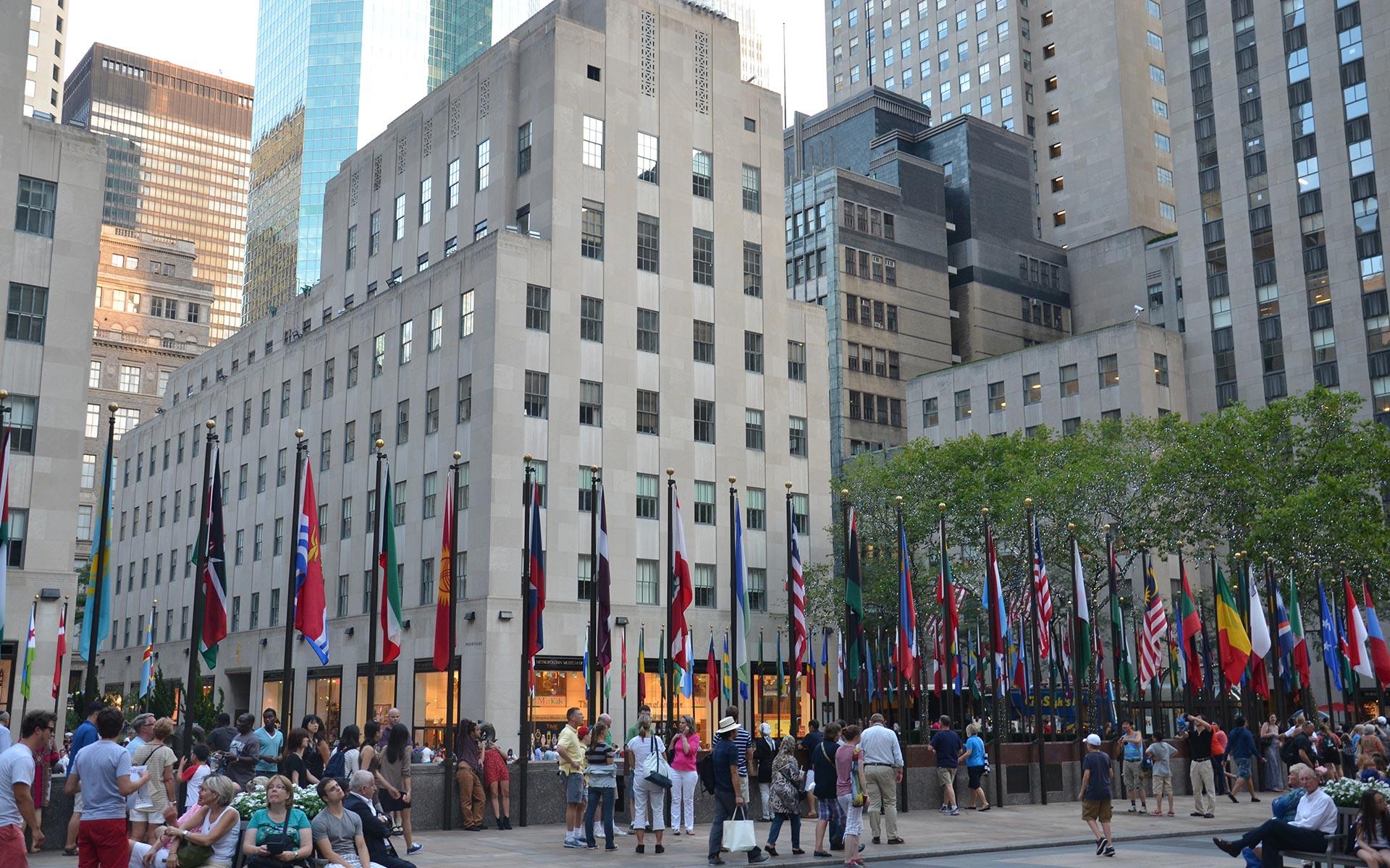 formation anglais new york
