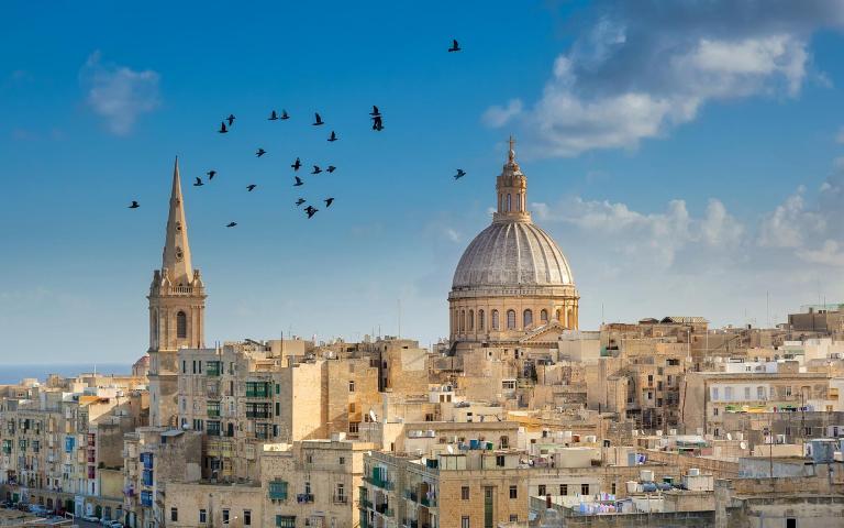 sejour linguistique malte