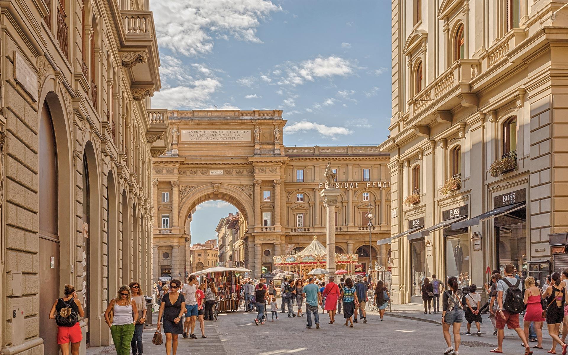 Etudier Florence