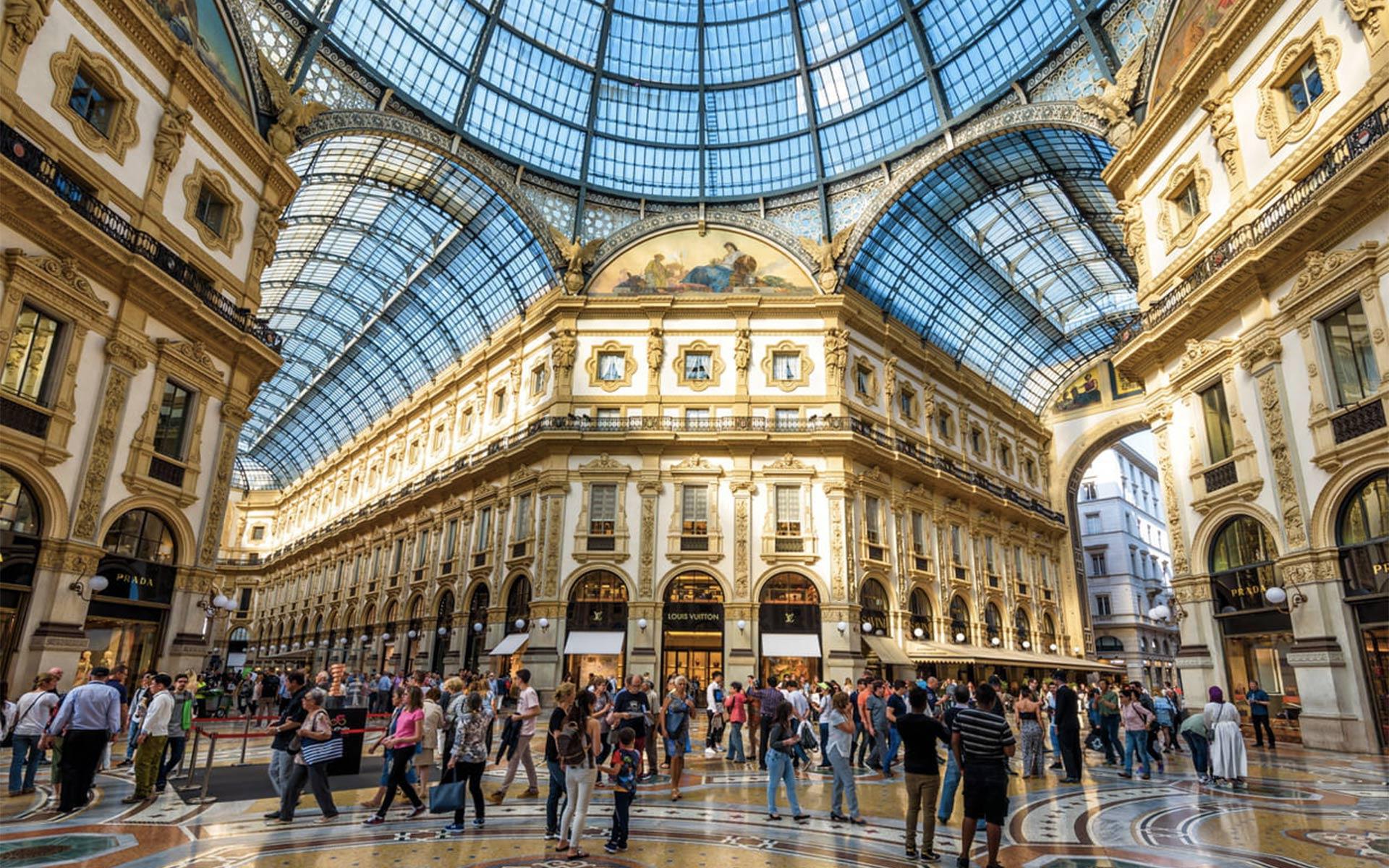 Travailler italien Milan