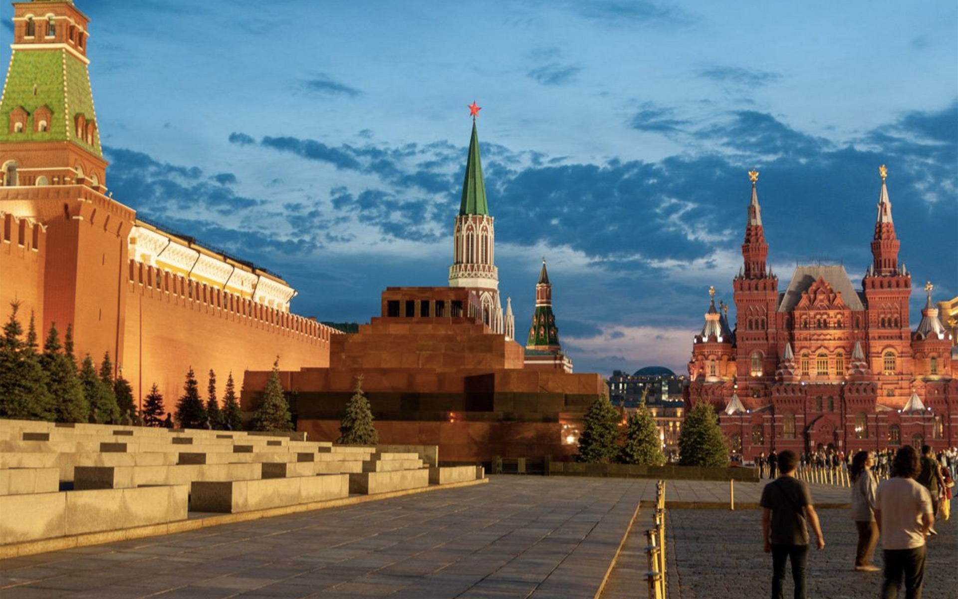 Séjour linguistique Moscou