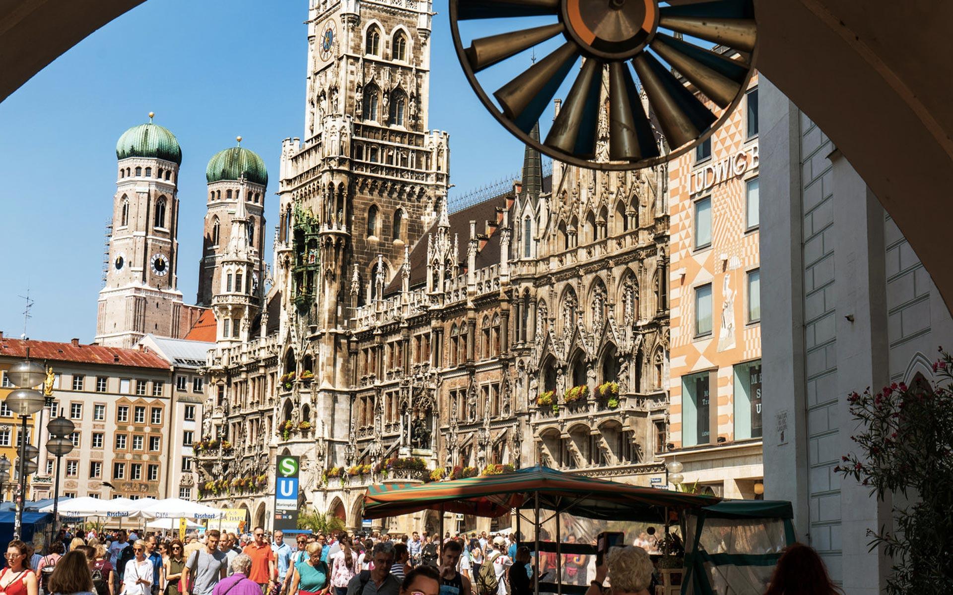 Formation linguistique Munich