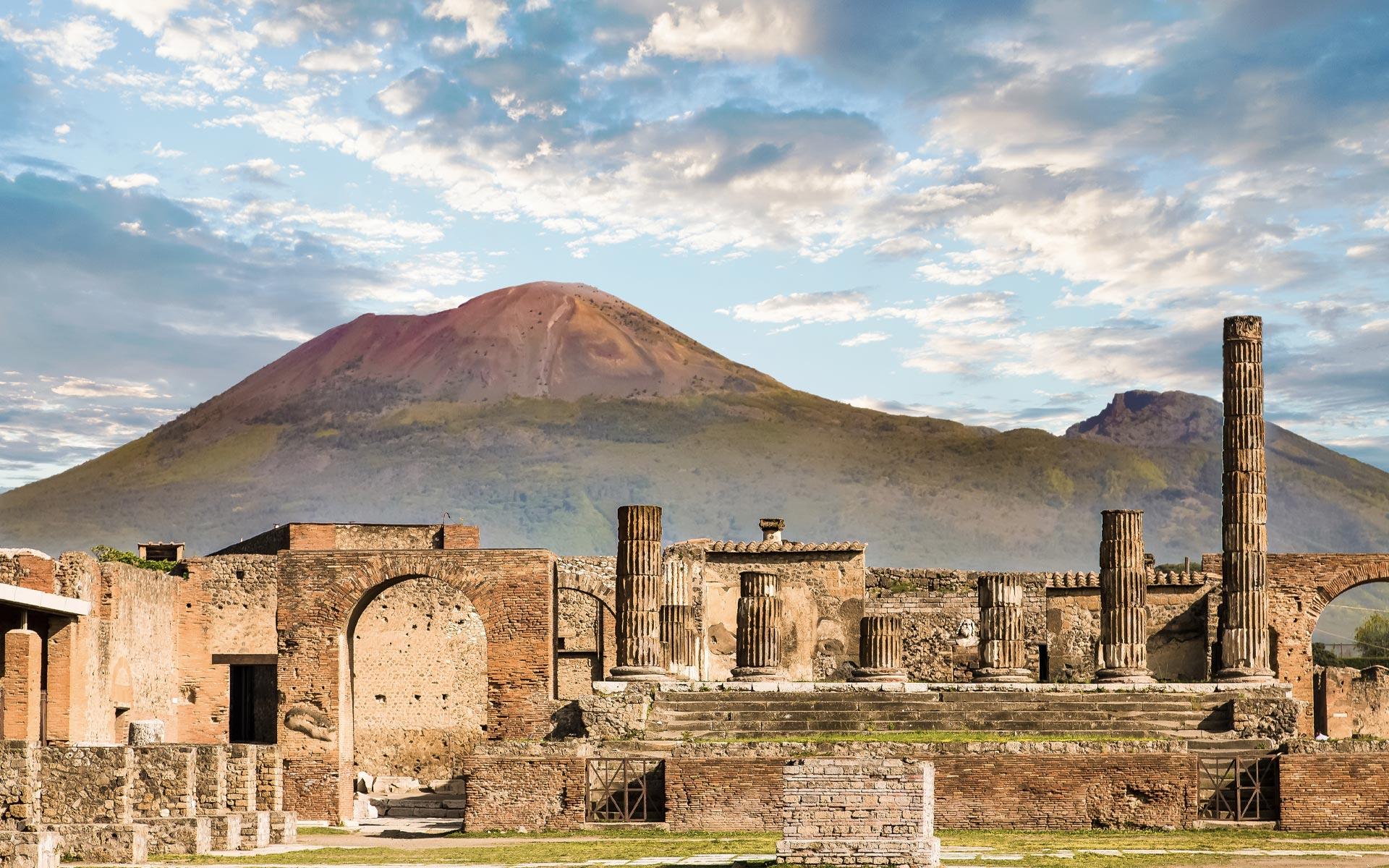 Séjour linguistique Naples