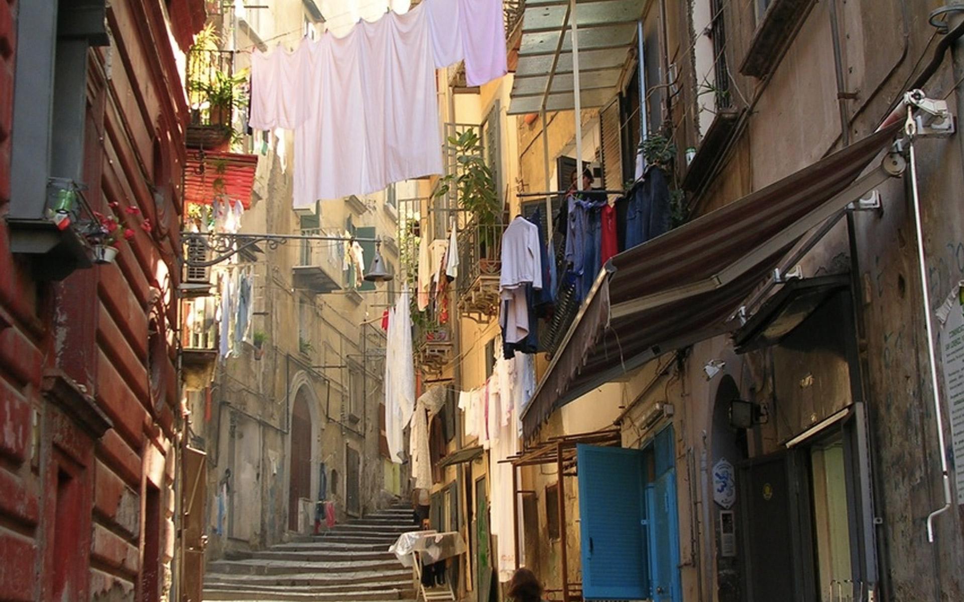 Italien Naples