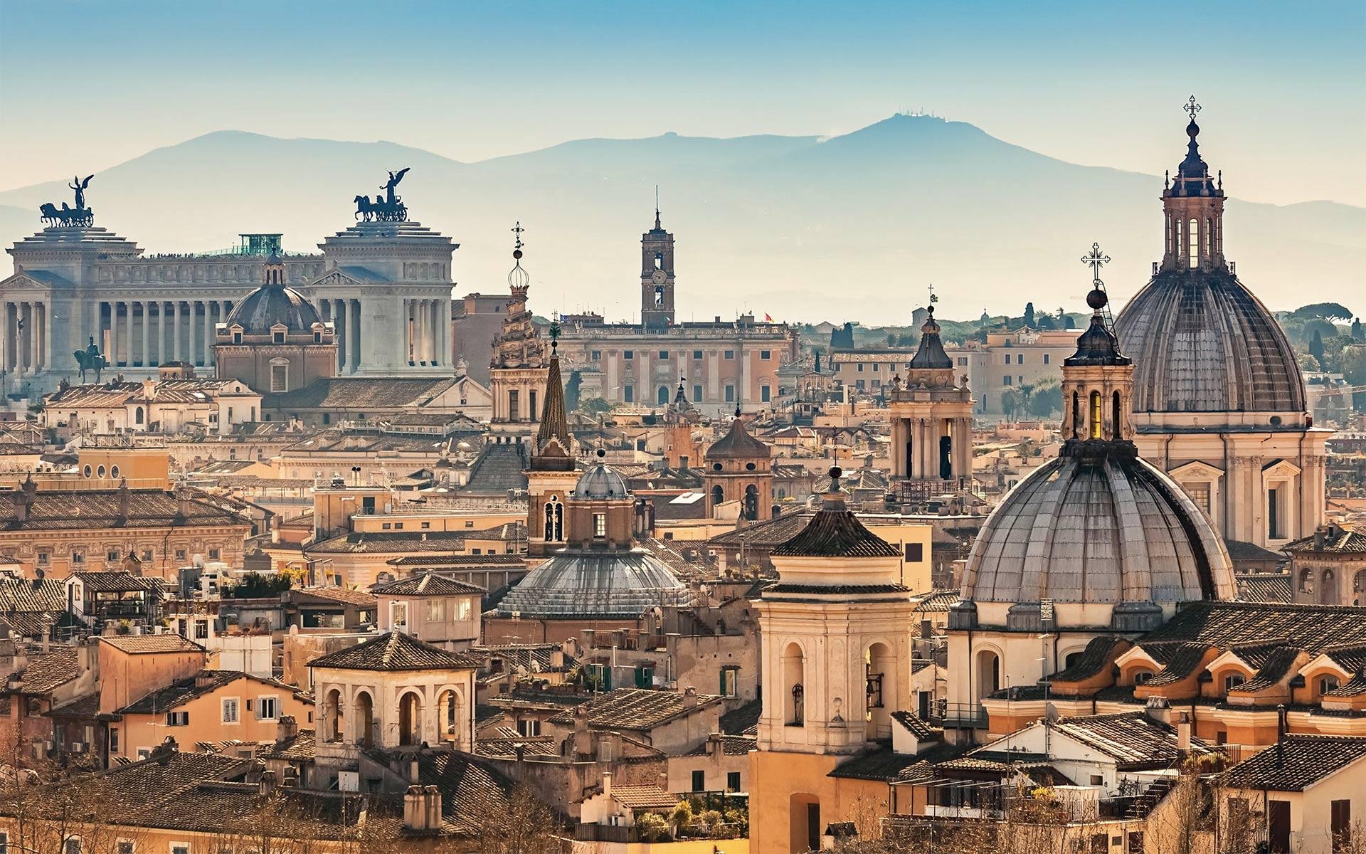 Séjour linguistique Rome