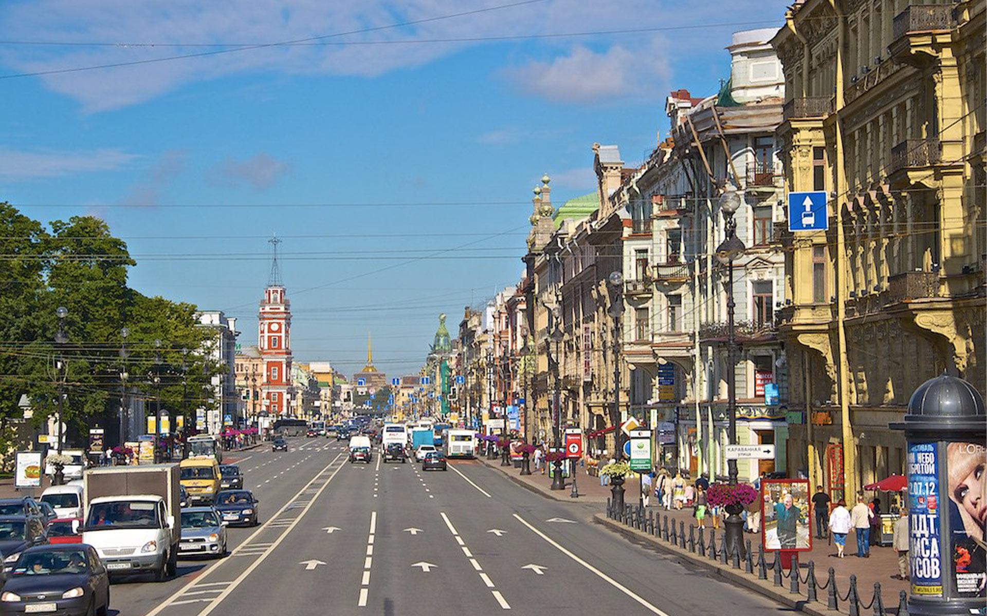 Séjour linguistique Russie