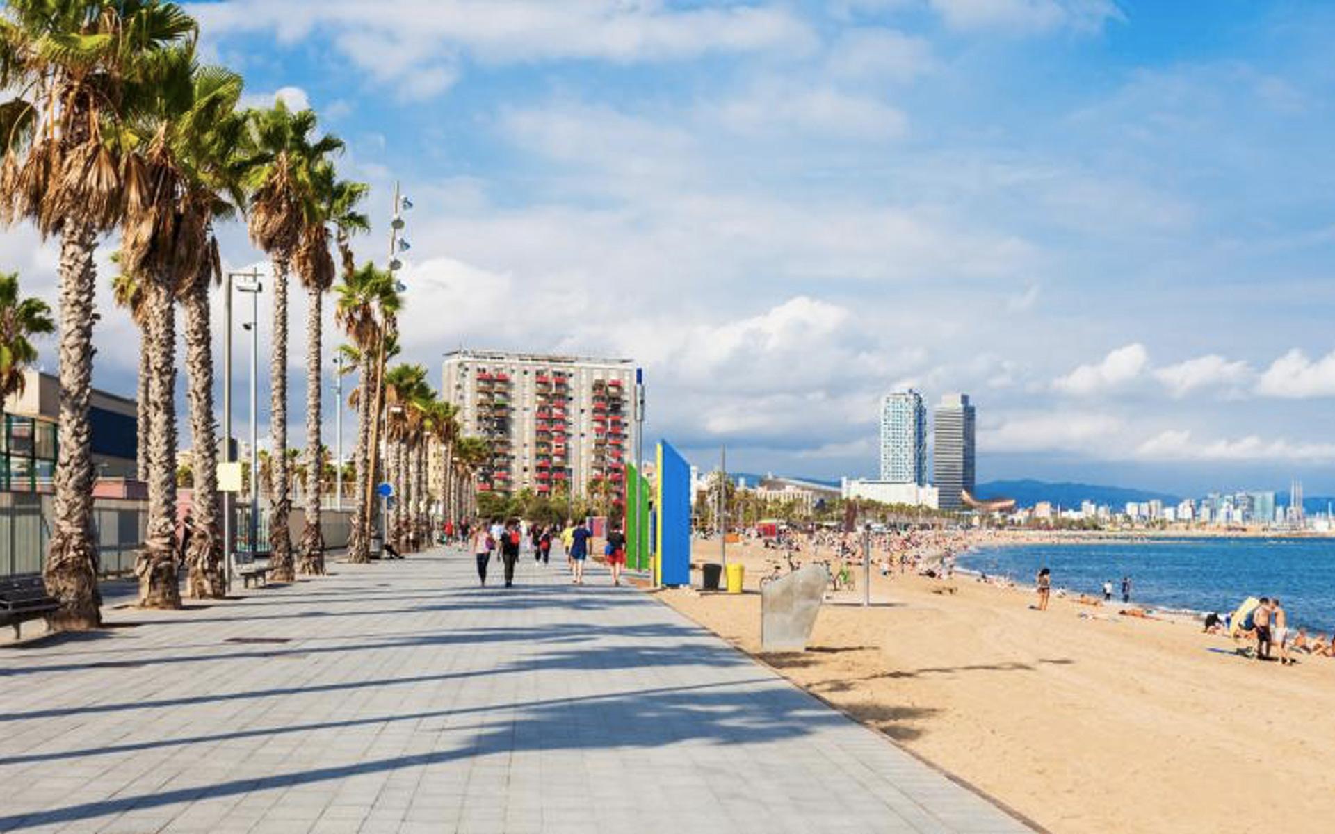 Formation espagnol Barcelone
