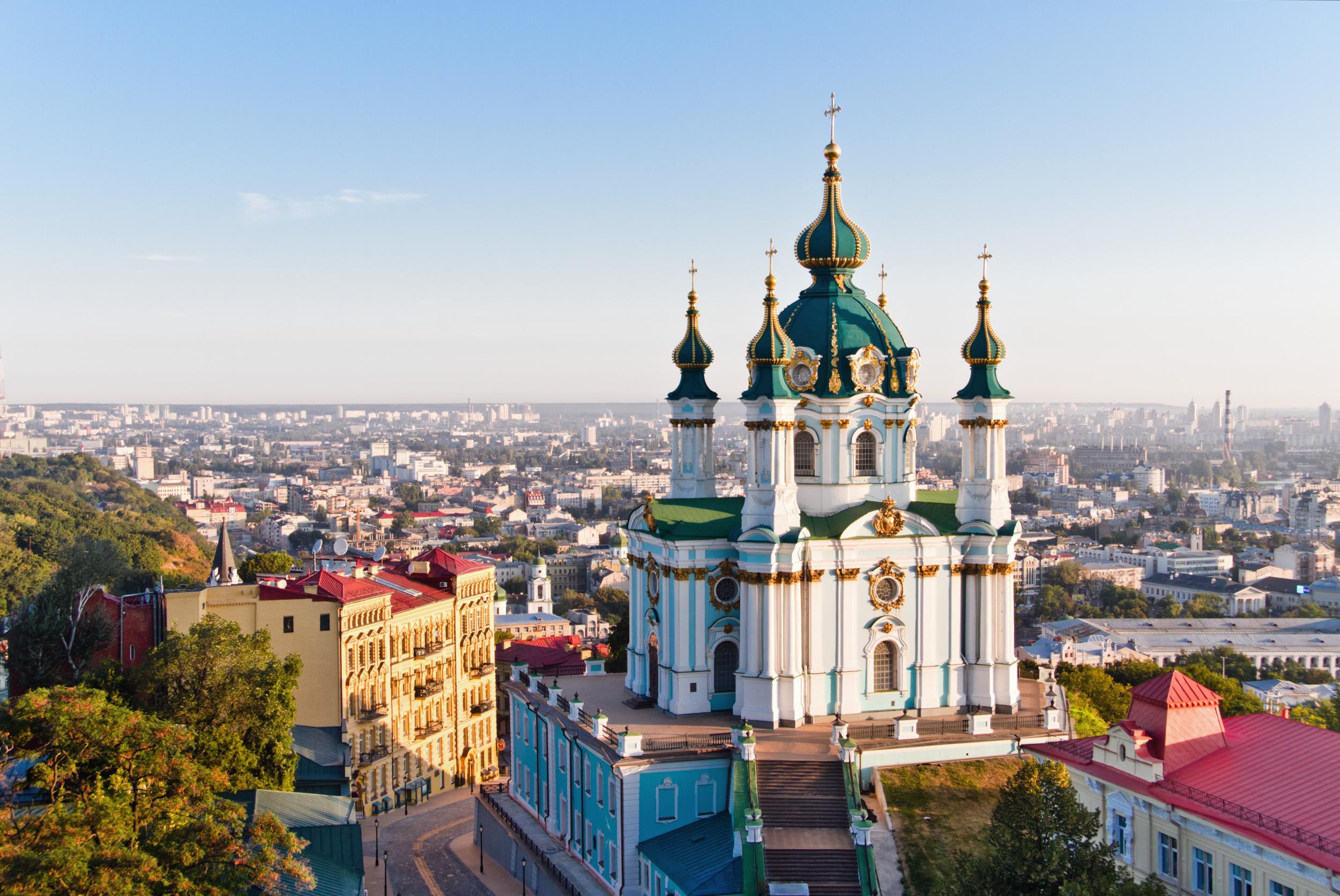 Cours russe Kiev