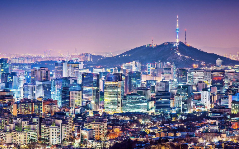 Coréen à Seoul