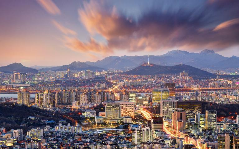 cours de coréen à Séoul