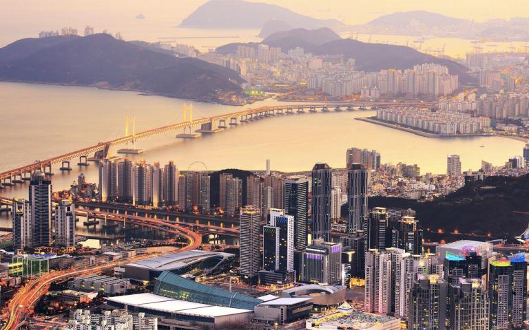 étudier le coréen à Busan