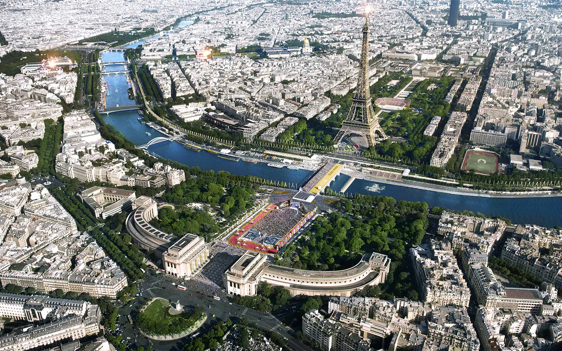 Français à Paris
