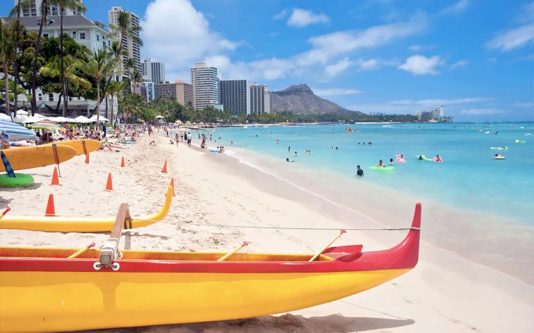 séjour linguistique hawaii