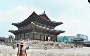 Séjour linguistique à Séoul